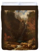 Glen Ellis Falls Duvet Cover