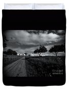 Going To The Chapel Duvet Cover