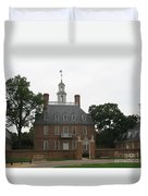 Governers Palace Colonial Williamsburg Duvet Cover