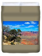 Grand Canyon - South Rim Duvet Cover
