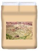Grand Canyon National Park South Rim Duvet Cover