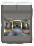 Grand Entrance Duvet Cover