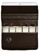 Grand Pianoforte Duvet Cover