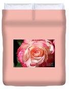 Grandiflora Duvet Cover