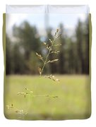 Grassy Meadow Duvet Cover