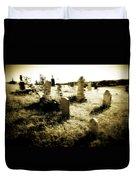 Graveyard 4724 Duvet Cover