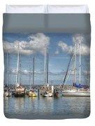 Hafen Barth Duvet Cover