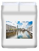 Hamburg Duvet Cover