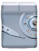 Hard Disc Duvet Cover