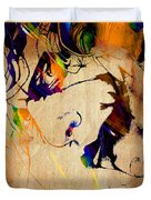 Heath Ledger The Joker Collection Duvet Cover