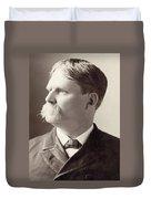 Henry Watterson (1840-1921) Duvet Cover