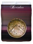 Hercules Duvet Cover