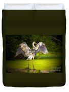 Hit It Maestro II Duvet Cover
