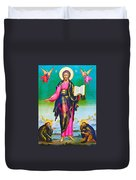 Holy Book Duvet Cover