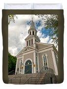 Holy Family Parish Duvet Cover