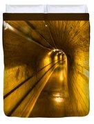Hoover Dam Tunnel Duvet Cover