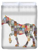 Horse Ride Showcasing Navinjoshi Gallery Art Icons Buy Faa Products Or Download For Self Printing  N Duvet Cover