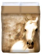 Horse Whisper Duvet Cover