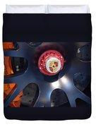 Hybrid Wheel  Duvet Cover