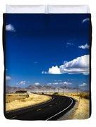 Idaho Street Duvet Cover
