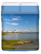 Port Of Call Duvet Cover