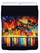 Inviting Harbor Duvet Cover