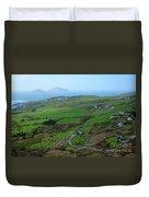 Irish Coast Duvet Cover