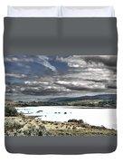 Irish Landscape Duvet Cover