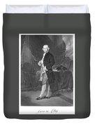 James Otis (1725-1783) Duvet Cover