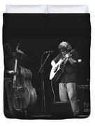 Jerry Garcia Band Duvet Cover