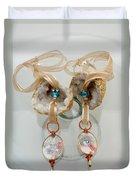Jewelry Duvet Cover