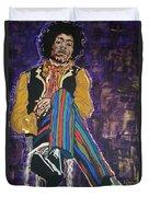 Jimi Hendrix Duvet Cover