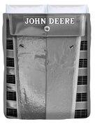John Deere Grill Duvet Cover by Susan Candelario