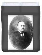 John Flammang Schrank (1876-1943) Duvet Cover