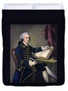 John Hancock (1737-1793) Duvet Cover