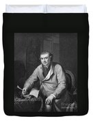 John Hunter (1728-1793) Duvet Cover