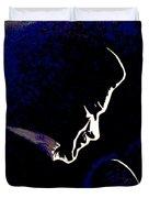 Johnny Cash Duvet Cover