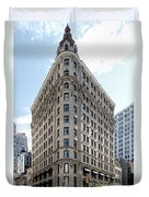 Johnston Building - Nomad Hotel Duvet Cover