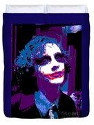Joker 11 Duvet Cover