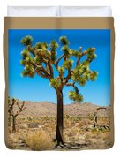 Joshua Tree 28 Duvet Cover
