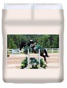 Jumper102 Duvet Cover
