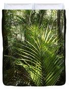 Jungle Ferns Duvet Cover