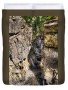 Jura Canyon Duvet Cover