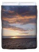 Kailua Sunset Duvet Cover