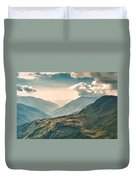 Kalinchok Kathmandu Valley Nepal Duvet Cover