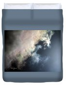 Kansas Storm On The Rise II Duvet Cover