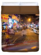 Katra Market Duvet Cover