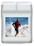 Kelly Slater World Surfing Champion Copy Duvet Cover