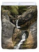 Kent Falls Duvet Cover