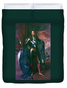 King James II Of England (1633-1701) Duvet Cover